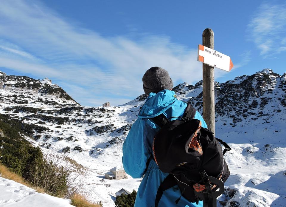 Pojemność plecaka turystycznego a długość wędrówki