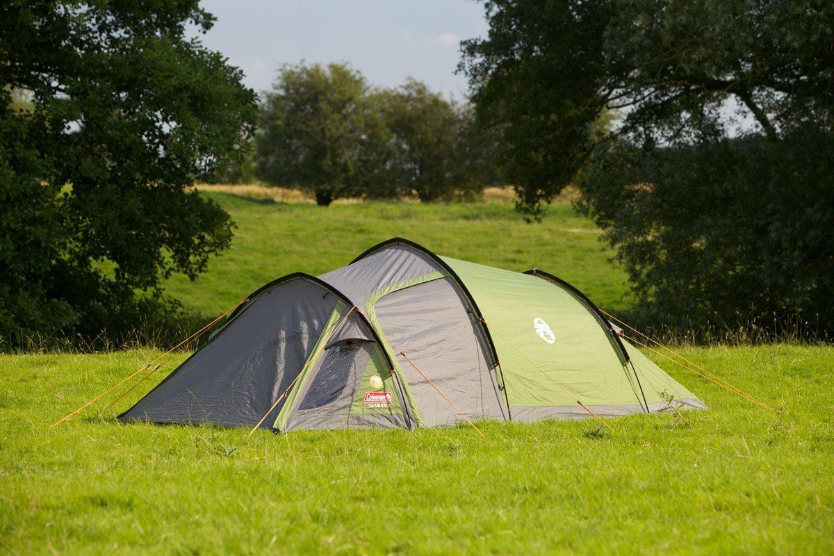 Wybieramy namiot turystyczny